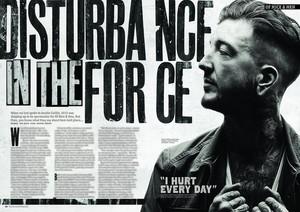 Austin Carlile in Metal Hammer Interview