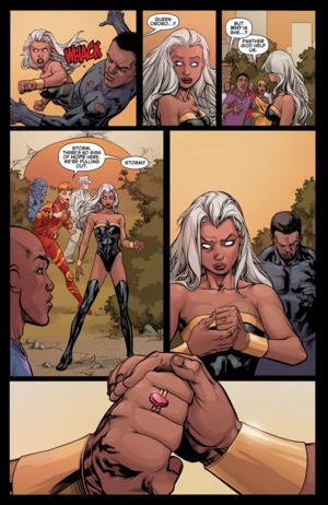 Avengers vs. X-Men #2: Storm vs T'Challa_8