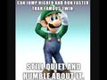 Awesomely Humble Luigi! - luigi photo