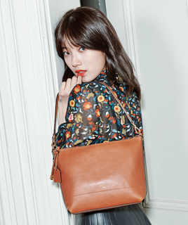 Bae Suzy for 'Bean Pole' accessory 2016 spring collection