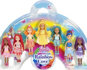 Barbie:Dreamtopia Rainbow Cove Chelsea