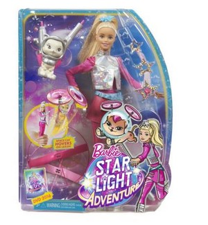Barbie: Starlight Adventure - barbie Doll