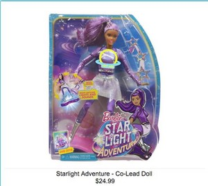 Barbie: Starlight Adventure - Teresa Doll