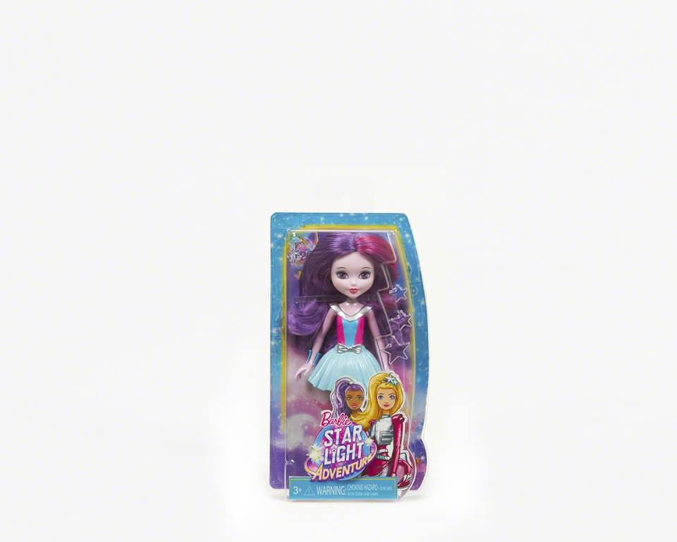 Barbie:Starlight Adventure dolls