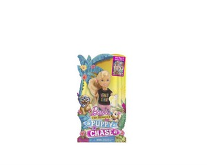 Barbie&her Sisters in a 小狗 Chase Chelsea doll