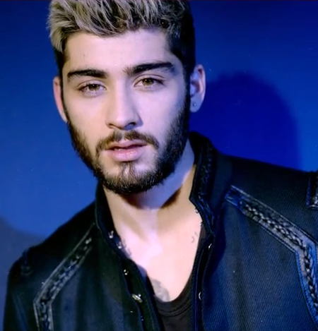 zayn malik wallpaper probably containing a portrait entitled Behind The FADER Cover Story