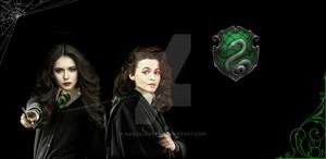 Bellatrix and Katherine