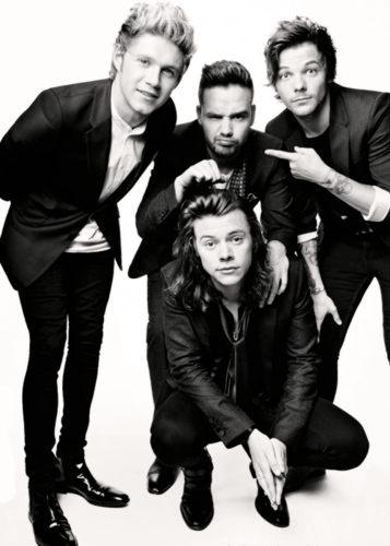One Direction wallpaper containing a business suit entitled Billboard Music Awards 2015