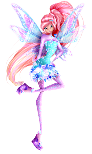 The Winx Club wallpaper entitled Bloom Tynix 3D