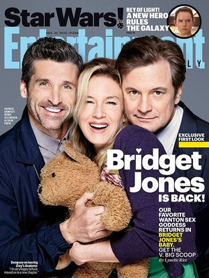 Bridget Jones's Baby EW