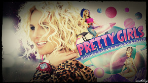 Britney Spears Pretty Girls feat Iggy 映山红, 杜鹃 由 semitheking