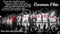 CARMEN OHIO - ohio-state-football photo