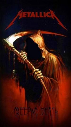 CREEPING DEATH によって メタリカ