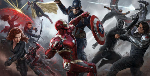 The Avengers wallpaper possibly with a breastplate called Captain America: Civil War