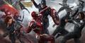 Captain America: Civil war  - captain-america wallpaper