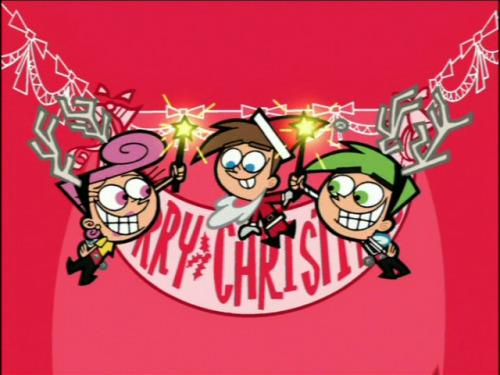 Cartoon Рождество