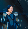 Catching fire - Behind scenes - the-hunger-games photo
