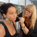 Catching fire - Make up - the-hunger-games photo