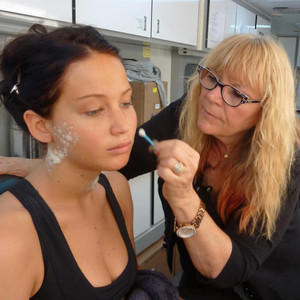 Catching fire - Make up