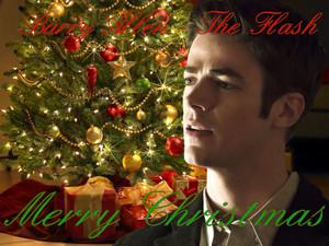 Christmas  - Barry Allen