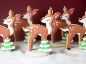 Weihnachten kekse, cookies