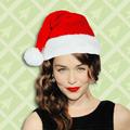 Christmas Emilia - emilia-clarke fan art