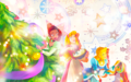 disney-princess - Christmas Preparations wallpaper