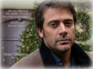 Krismas with John Winchester