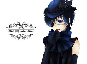 Ciel Phantomhive Pictures