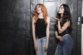 Clary and Izzy