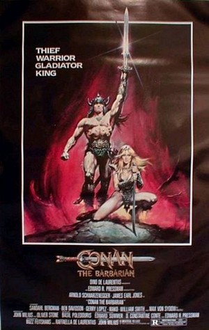 Conan the Barbarian 1982 80s films 431653 351 555