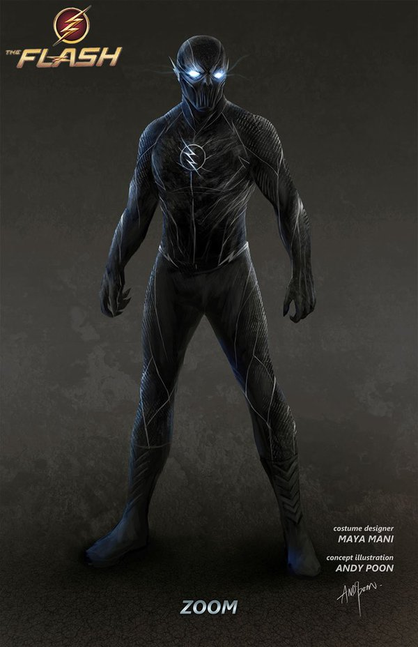 Concept Art of Zoom , The Flash (CW) Photo (39102740) , Fanpop