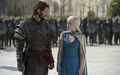Daario and Daenerys