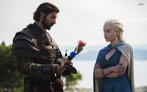 Daario and Daenerys