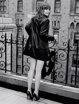 Dakota Johnson covers February British Vogue