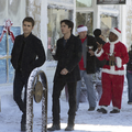 Damon and Stefan - the-vampire-diaries-tv-show photo