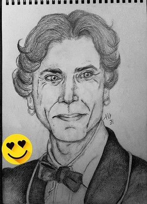 Daniel Day Lewis Fan Art