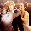 Daniel, Rupert and Emma <3