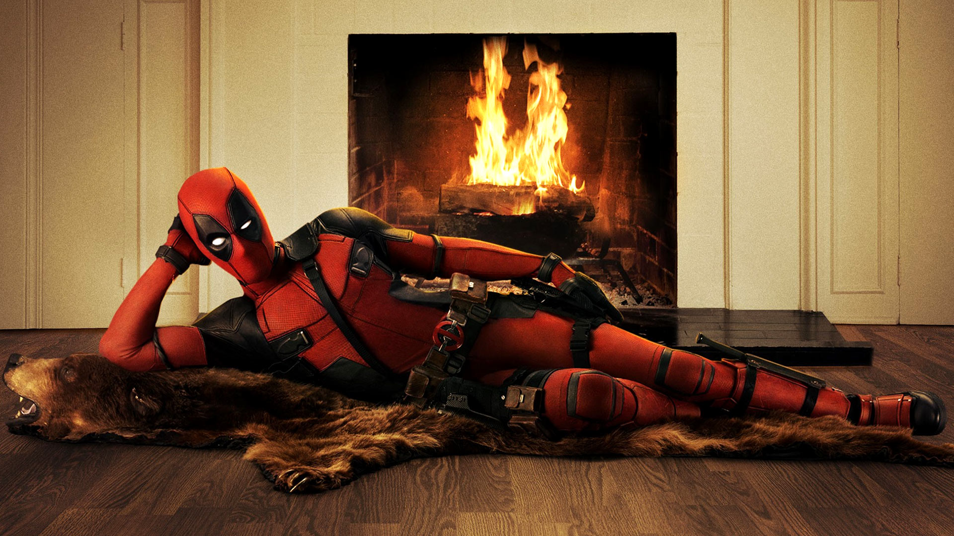 Deadpool 2016 photoshoot wallpaper