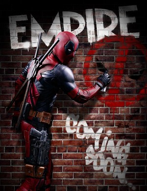 Deadpool's Empire Magazine Cover Tease