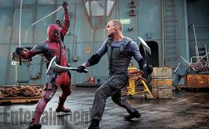 Deadpool vs Ajax