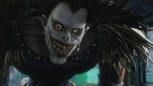 death note wallpaper entitled Ryuk