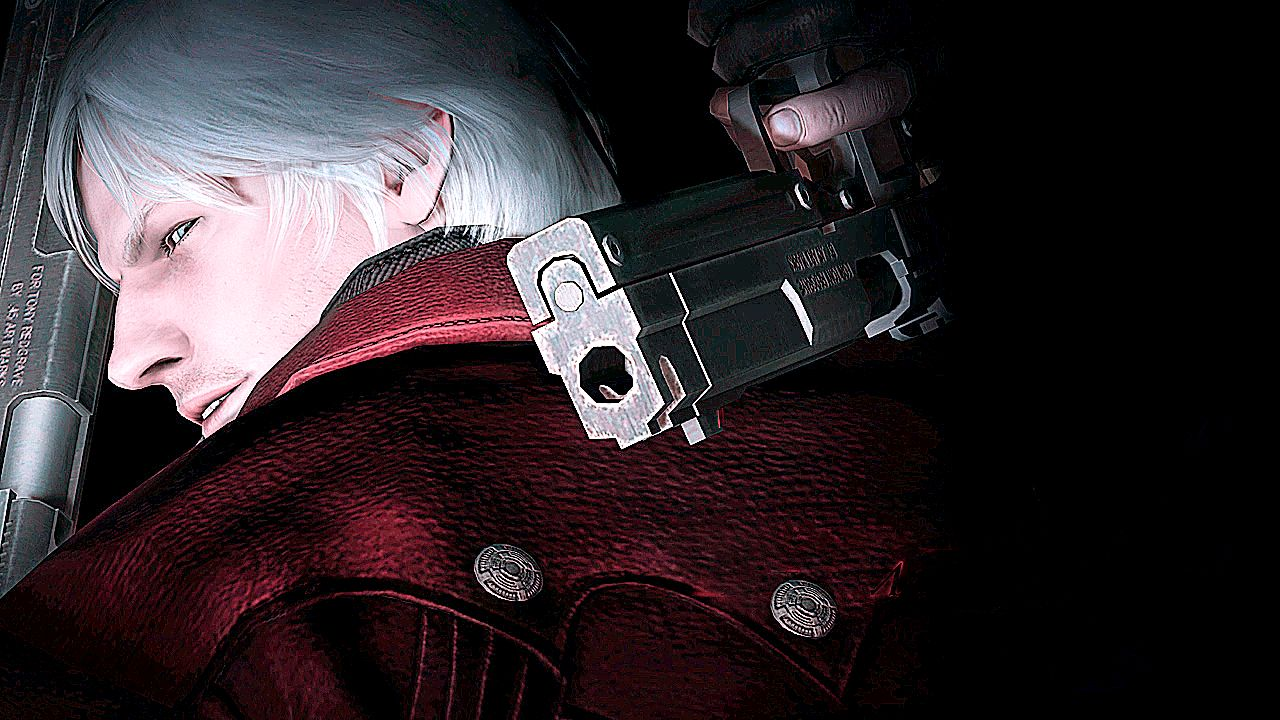 devil may cry 4 images demon hunter hd wallpaper and background