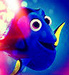 Dory - finding-nemo icon