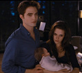 Edward, Bella and Renesmee  - twilight-series photo