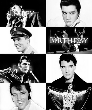 Elvis Presley | Happy 81st Birthday! [Jan 8th, 2016]