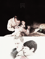 Emma, Snow and Charming - once-upon-a-time fan art