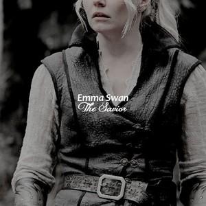 Emma রাজহাঁস → The Savior