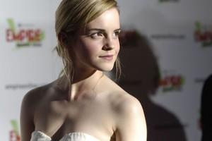 Emma at Award function