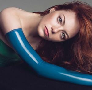 Emma for  W Magazine